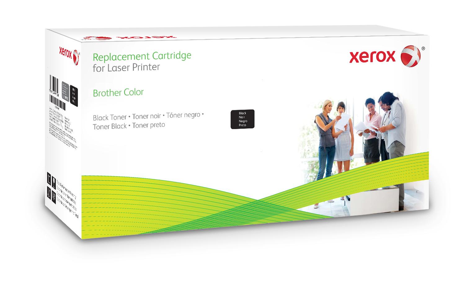 Xerox Cartucho de tóner negro. Equivalente a Brother TN2320. Compatible con Brother DCP-L2500, DCP-L2520, DCP-L2540, DCP-L2560, HL-L2300, L2340, L2360, L2365, MFC-L2700, L2720, L2740