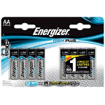 Energizer ER MAX PLUS AA BATTERIES PK8