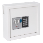 Phoenix KS0031E White key cabinet/organizer