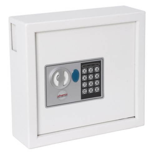 Phoenix Safe Co. KS0031E key cabinet/organizer White