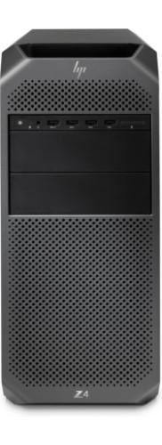 HP Z4 G4 2.9GHz W-2102 Tower Intel Xeon W Black Workstation