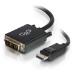 C2G DisplayPort M / DVI M 1.0m