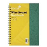 Silvine SPIRAL NOTEBOOK A4 96LF FT SPA4