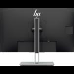 "HP EliteDisplay E243p 60.5 cm (23.8"") 1920 x 1080 pixels Full HD LED Black, Silver"