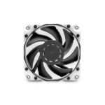 EK Water Blocks Vardar X3M Computer case Fan 12 cm White