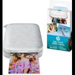 "HP Sprocket 200 photo printer ZINK (Zero ink) 313 x 400 DPI 2"" x 3"" (5x7.6 cm)"