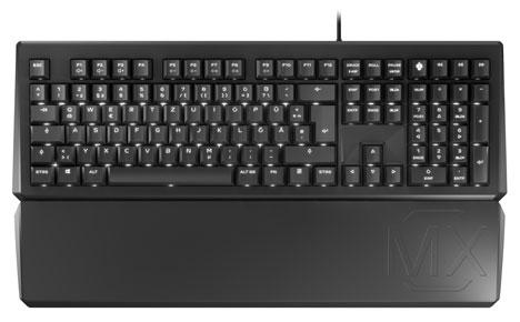 CHERRY MX Board 1.0 keyboard USB QWERTY UK English Black
