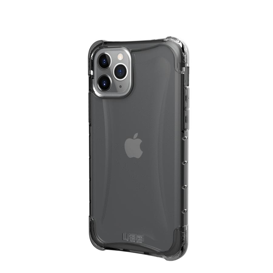 "Urban Armor Gear 111702113131 funda para teléfono móvil 14,7 cm (5.8"") Bumper Negro, Translúcido"