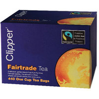 Clipper FAIR TRADE TEA PK440
