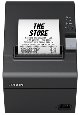 Epson TM-T20III Thermal POS printer 203 x 203 DPI Wired