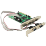 DeLOCK PCI Card 4x Serial interface cards/adapter