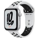 Apple Watch SE Nike 44 mm OLED Silver GPS (satellite)