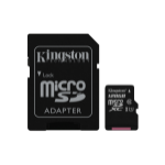 Kingston Technology Canvas Select 128GB MicroSDXC UHS-I Class 10 memory card