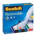 Scotch 8111933 stationery tape 33 m Transparent 1 pc(s)