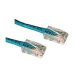 C2G Cat5E Crossover Patch Cable Blue 1m 1m Red networking cable