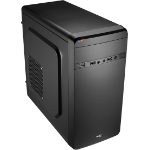 Aerocool QS-180 Black computer case