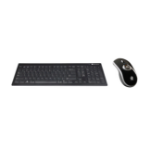 Gyration GYM5600LKUK RF Wireless QWERTY UK English Black keyboard