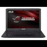 "ASUS ROG GL552VW-DH71 2.6GHz I7-6700HQ 15.6"" 1920 x 1080pixels Metallic Notebook"