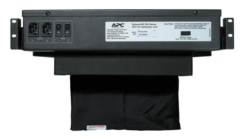 APC ACF002 hardware cooling accessory Black