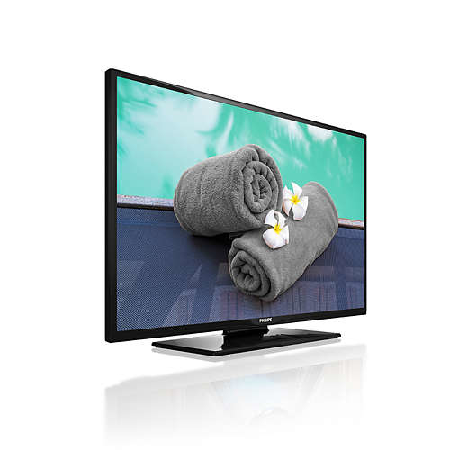 """Philips 43HFL2839T/12 43"""" Full HD Black LED TV"""