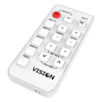 Vision TC2 RC remote control