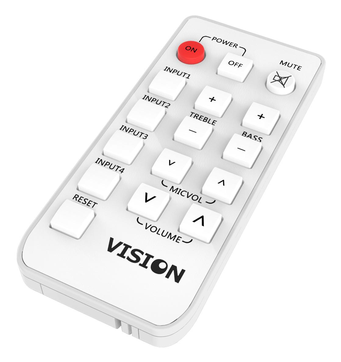Vision TC2 RC remote control