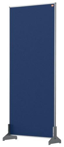 Nobo 1915509 magnetic board Blue