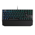 Cooler Master MK730 USB RGB LED Compact Gaming Keyboard with Mechanical Cherry MX Brown Switches and Removable Mag