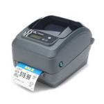 Zebra GX420t label printer Direct thermal / thermal transfer 203 x 203 DPI Wired & Wireless