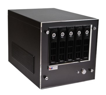 GNR-3000 64ch 5-Bay Tower NVR64x1080p/30fps Remote Access