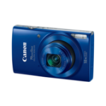 "Canon PowerShot ELPH 190 IS Compact camera 20MP 1/2.3"" CCD 5152 x 3864pixels Blue"