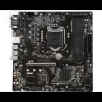 MSI B360M PRO-VDH Intel® B360 LGA 1151 (Socket H4) Micro ATX motherboard