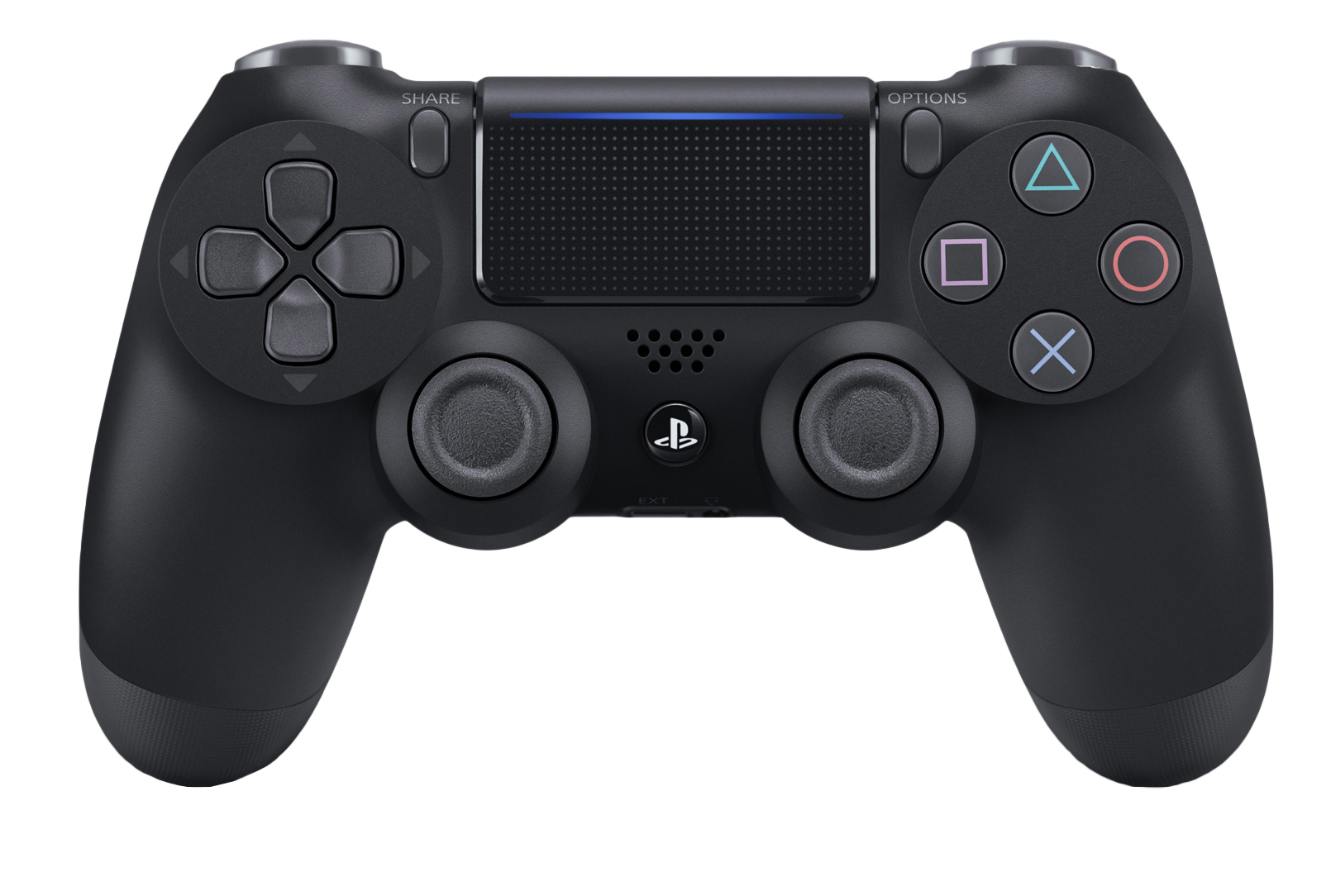 Ps4 Controller Dual Shock Wireless Black V2