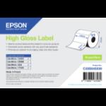 Epson C33S045539 Format-etikettes, 610, Pack qty 1