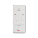 Innr Lighting RC 110 remote control Z-Wave Smart home light Press buttons