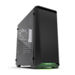 Phanteks Eclipse P400S Tempered Glass Midi Tower Black