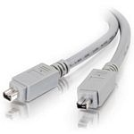 C2G 3m IEEE-1394 Cable Grey
