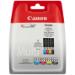 Canon CLI-521 C/M/Y/BK cartucho de tinta Original Negro, Cian, Amarillo, Magenta Multipack 4 pieza(s)