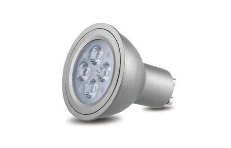 LED-SPOT PAR16 GU10 827 4W230LM 15000H 30GR