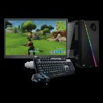 Gorilla Gaming Lite v2 - Ryzen 3 3200G 3.6GHz, 8GB RAM, 240GB SSD, GTX 1050 2GB
