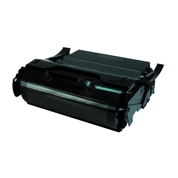 Remanufactured Lexmark OT650A11E Black Toner Cartridge