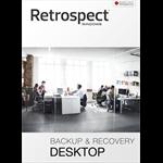 Retrospect (UAC) Upgrade Dissimilar Hardware Restore Desktop v.12 for Windows
