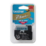 Brother M521 printer label Blue M