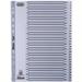 Elba 100204793 Polypropylene (PP) White divider