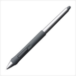 Wacom Intuos3 Grip Pen light pen