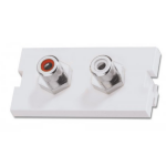 Lindy 60563 socket-outlet White
