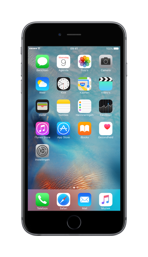 Apple iPhone 6s Plus Single SIM 4G 32GB Grey smartphone