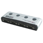 Lindy 4-Port USB Serial Converter