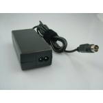 MicroBattery AC Adapter 12V 5A 60W 10x9 Black power adapter/inverter