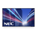 "NEC E425 - 42"" LED Display"